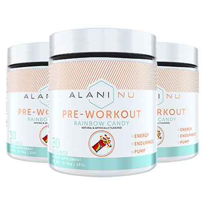 Alani Nu Pre Workout Reviews