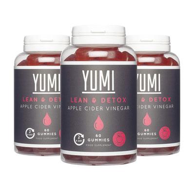 Yumi Lean and Detox Gummies Review