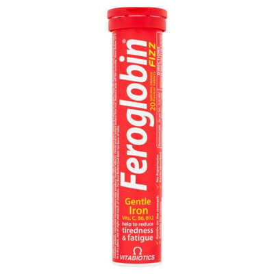 Feroglobin Fizz Tablets
